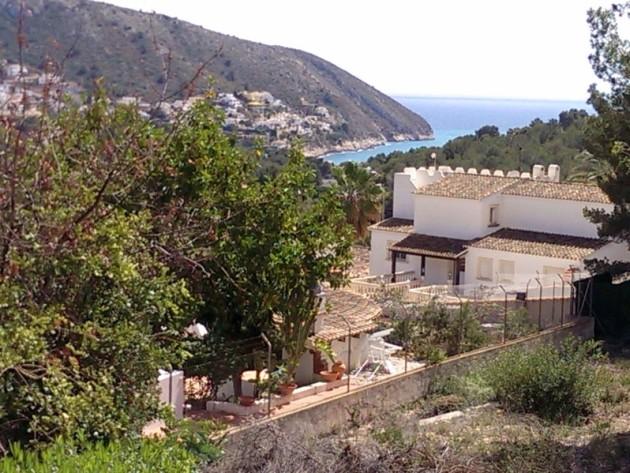 Bedroom Villa El Portet