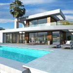 New Build Modern Villa Moraira