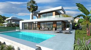 New Build Modern Villa Moraira