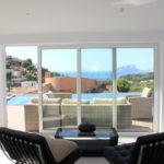 Large Luxury Modern Villa in El Portet Moraira
