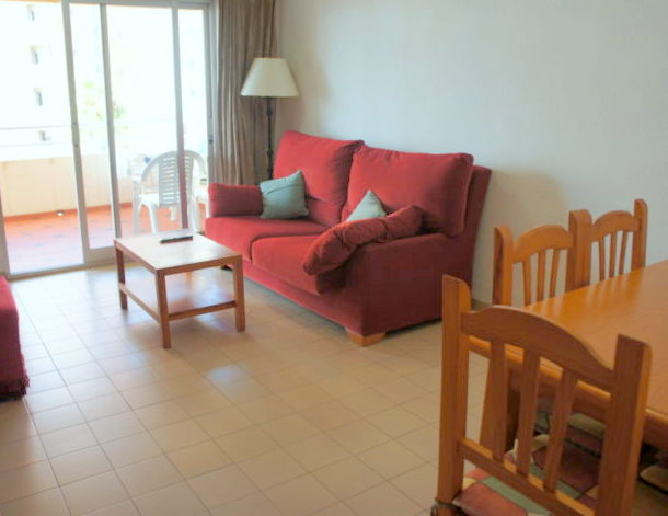 Front Line Apartment with Panoramic Sea Views Calpe Beach