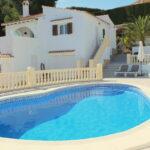 Desirable Quality Renovated Villa in Moraira